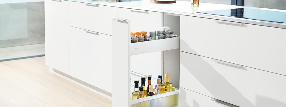 kuchyňské skříňky